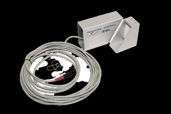 Kabel-Lichtschranke KLS-150 Reitsport Fahren