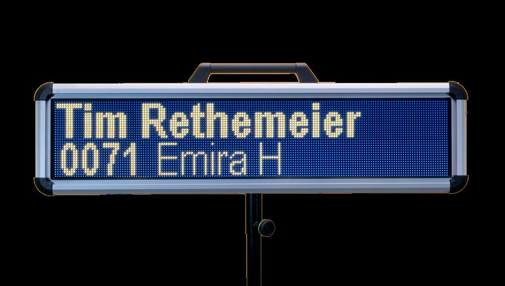 Fullcolor LED Scoreboard ANZ570-P6-21MLED