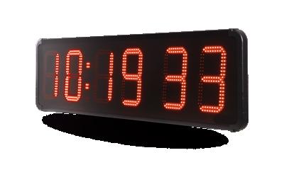 Numerische LED-Anzeige ANZ250/6ZLED rot