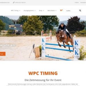 WPC-Timing Homepage